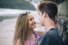 Temos fotos exclusivas do niver de namoro do casal Jolari
