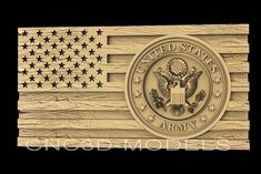 STL Model for CNC Router Engraver Carving Machine Relief Artcam Aspire cnc files USA American Army Flag Old Wood American Eagle Easy Woodworking Ideas, Router Woodworking, Woodworking Patterns, Wood Cnc Machine, Cnc Router Plans, Router Projects, Wood Flag, Auction Projects, Old Wood