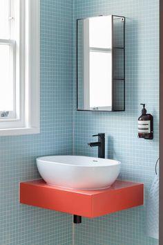 Commercial Interior Design, Interior Design Studio, Commercial Interiors, Interior Design Services, Bathroom Wall, Master Bathroom, Tan Leather Sofas, Tile Covers, Shower Screen