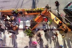 Samantha Chyette 4.1.13 - Parklets: The Next Big Tiny Idea in Urban Planning