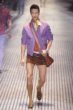 Gucci Spring 2007 Menswear Collection Photos - Vogue