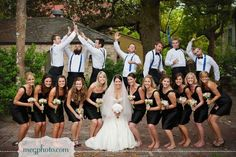 One of the most fun activities at your wedding will be the photos you take. Photos of the bride alone, photos of the wedding couple, family members and the bridal party all make for great wedding photo opportunities. Today we focus on the bridal party and so we have 15 fun bridal party photo poses … … Continue reading →