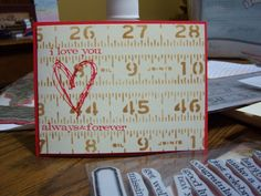 Sundaystamper  Papercrafts: Love is in the Air...