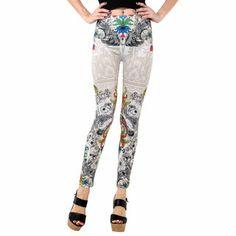 Mirror Pattern Leggings from #YesStyle <3 YesStyle Z YesStyle.com