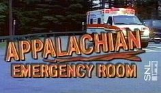Remember when taran killam was a disney heartthrob saturday night live for Saturday night live appalachian emergency room