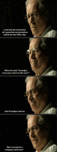 Richard D. Winters (Jan 21, 1918 – Jan 2, 2011)…This belongs here,because this Man survived The Battle Of The Bulge, and told his story, along with the other survivors of the 101st Airborne, E Company, on Band Of Brothers. They truly endured so much.