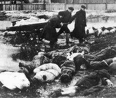 f bodies, Leningrad 1942 Image