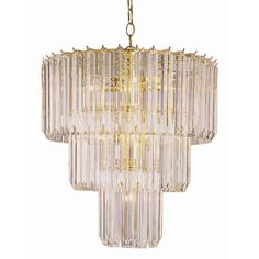 Found it at Wayfair Supply - Back To Basics 9 Light Acrylic Chandelier $175 Wafair!!