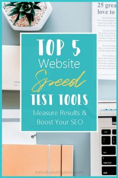Check out these 5 best tools to test your website speed. Discover areas to improve upon. Test your changes & boost your SEO at the same time Website Optimization, Seo Optimization, Search Engine Optimization, Seo Test, Time Website, Seo For Beginners, Website Maintenance, Web Design Tips, Create Website
