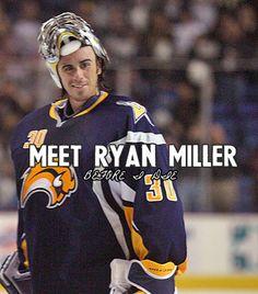 Ryan Miller- Buffalo Sabres