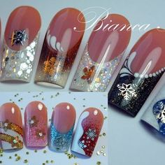 Modellage von Naildesign by Bianca