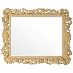 Savio Firmino Home Hand Carved Flower Mirror (190.970 RUB) ❤ liked on Polyvore featuring home, home decor, mirrors, backgrounds, decor, frames, cream, flower home decor, bone mirror and flower mirror