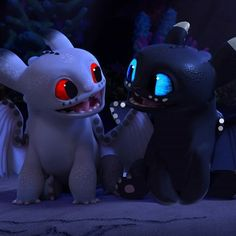 Httyd Dragons, Httyd 3, Baby Animals Super Cute, Clay Dragon, Dragon Trainer, Wolf, How To Train Your Dragon, Sims 4, Night Light