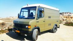 Mercedes Camper Van, Classic Mercedes, Camper Conversion, Mobile Home, Caravans, Happy Campers, Van Life, Buses, Motorhome