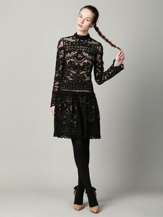 """this is the dress for which """"i die"""" is the only appropriate phrase. marc by marc. on gilt today for $350."""