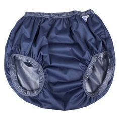GaryWear Active Brief in Navy PUL. These pants are washable and breathable, and fit snugly over a disposable diaper. Plastic Pants, Disposable Diapers, Diaper Covers, Cloth Diapers, Boho Shorts, Fashion Outfits, Unisex, How To Wear, Briefs