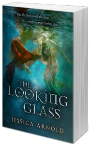 M9B TWO FOR THURSDAY BOOK BLITZ: THE LOOKING GLASS BY JESSICA ARNOLD AND PRETTY DARK NOTHING BY HEATHER L. REID WITH GIVEAWAY #T4T