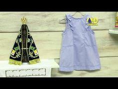 Vida com Arte | Vestido Infantil por Vera Brugin - 14 de Outubro de 2014 - YouTube