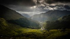 The Great Glen, Scotland | Scotland 1 - North of the Great Glen - Highland Light Photography ...