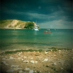 Lulworth Cove (otherwise known as Nova Scotia in World War Z)