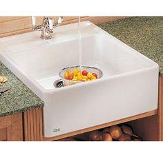 Farmhouse Kitchen Sink - single bowl
