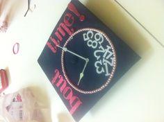 Bout time graduation cap