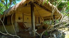 Hotels and Resorts on deserted islands on remote areas of Indonesia and Philippines. Cottages on secluded beaches of the world. Beach Resorts, Hotels And Resorts, Bamboo House Design, Resort Villa, Desert Island, Planet Earth, Beautiful Homes, House Beautiful, Southeast Asia