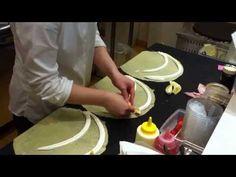 日本師傅現場製作可麗餅 - YouTube