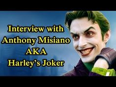 I had a great time speaking with Anthony about a number of topics including how he got into cosplay, his movie projects, how he would define The Joker, Reel . Anthony Misiano, Burt Ward, Batman 1966, Adam West, Do Homework, Gotham City, Puerto Rico, The Man, Tv Shows