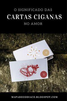 O significado cartas ciganas no amor