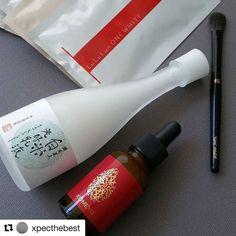 #Repost @xpecthebest (@get_repost)  I can't wait to try these Japanese skincare products and my new eyeshadow brush. Thank you @fudejapan  #japanskincare #eyeshadowbrush #kyureido #sakelotion #sake #sakemilkylotion #sakeserum #serum #rasianbeauty #instabeauty #instaskincare #beautycommunity #skincarejunkie #japan #japanesebrushes #sheetmask #lululun #riceoil #asianskincare