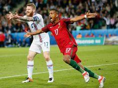 Euro 2016: Nani marcou o golo 600 dos Campeonatos da Europa