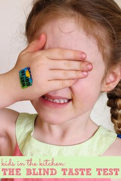 Cooking with kids: The blind taste test. Are your children brave enough to take the test? Vegan Cooking Classes, Cooking Meme, Baking Classes, Cooking Classes For Kids, Cooking Steak, Blind Test, Taste Sense, Test For Kids, Cooking Brussel Sprouts