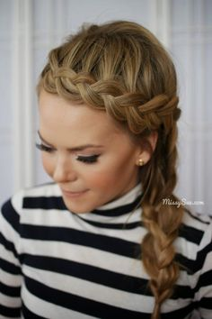 5 Chic Side Braid Hairstyles