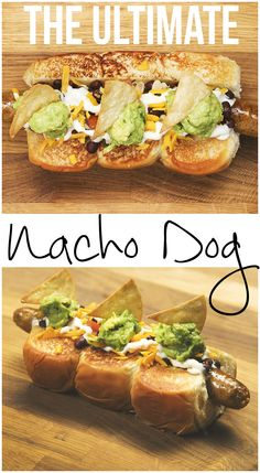 How To Make The Most Ultimate Nacho Dog