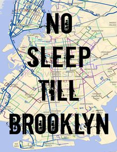 #songlyrics #nosleeptillbrooklyn #beastieboys They Never Die! I don't' live in Brooklyn and I still don't get no sleep.