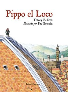 CC Cycle Week 4 - Cover image for Pippo the Fool / Tracey E. illustrated by Pau Estrada.