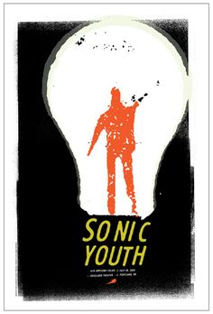 Sonic Youth by Patent Pending