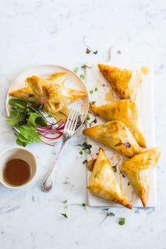Recettes apéritif faciles et rapides - Côté Maison Mini Foods, Dinner Recipes, Veggies, Food And Drink, Appetizers, Vegetarian, Favorite Recipes, Diet, Cooking