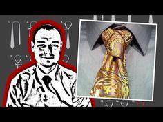 Cómo atar una corbata de nudo Cabo