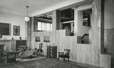 Loos - Villa Mueller Prag 1928–1930