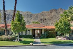 Spectacular vistas from this superbly located home....the mountains are practically in your backyard!