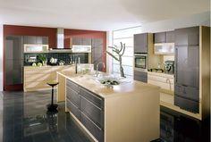 Automobile paint baking new color kitchen cabinet