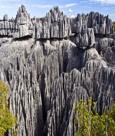 Tsingy de Bemaraha National Park , Madagascar - Travel Pedia