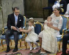 Christening of Prince Oscar of Sweden