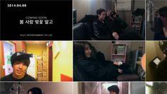 HIGH4 with IU (하이포,아이유) '봄 사랑 벚꽃말고' 녹음 현장