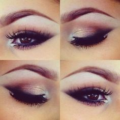 perfect eye make up