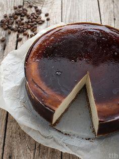 true taste hunters: Gluten-free tofurnik Tiramisu (without sugar! Gluten Free Desserts, Vegan Vegetarian, Tiramisu, Panna Cotta, Recipies, Cooking Recipes, Sweets, Sugar, Cookies