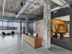 A Tour of MullenLowe's Modern Winston-Salem Office - Officelovin'