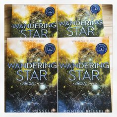 #WanderingStar comes out in exactly 2 months! I'll be hosting a #galley #giveaway + @penguinteen will host a #Goodreads #giveaway, so stay tuned. You can also pre-order a #hardcover from anywhere in the world at #BookDepository--for more retailers, visit zodiacbooks.com! ⛎